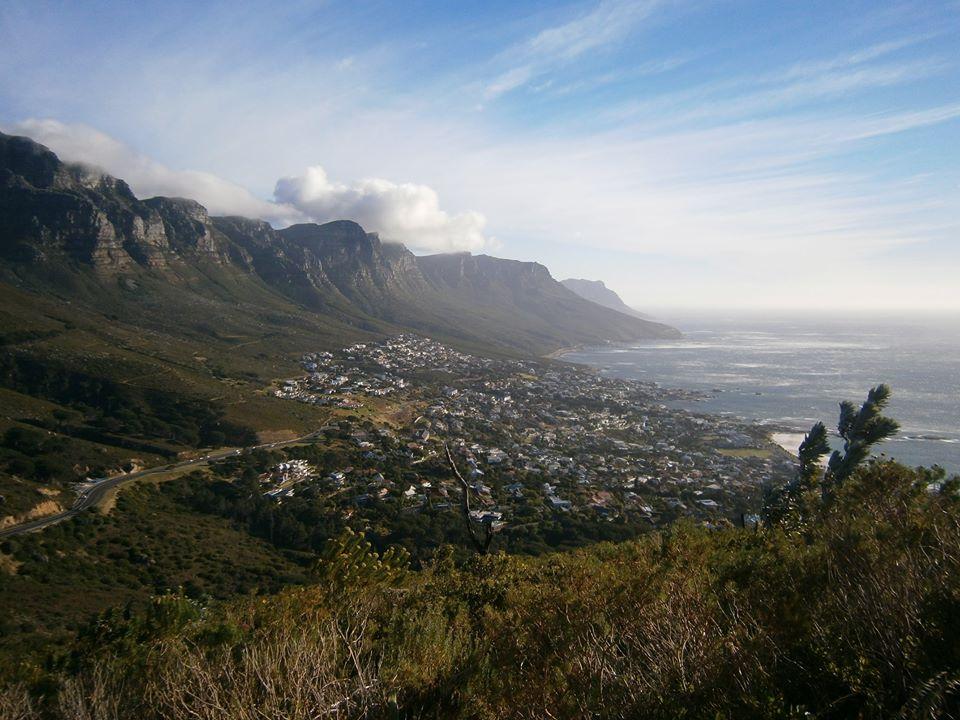 Vue sur la baie de Cape Town - © Jeanne Byt